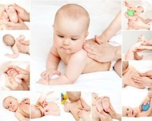 Гимнастика для месячного ребенка: общие представления о физических упражнениях, разгибание позвоночника и выкладывание на живот, правила проведения и польза нагрузок