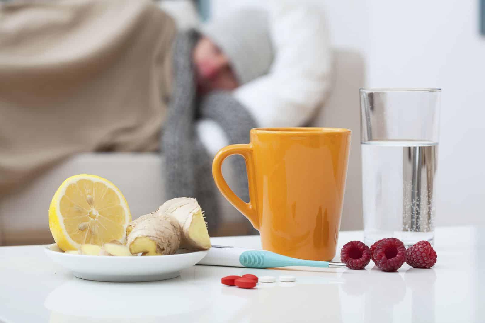 Как быстро вылечить простуду в домашних условиях