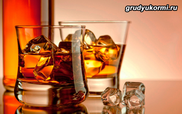 Алкоголь при грудном вскармливании: дозировка и сроки выведения спирта из крови, последствия для ребенка