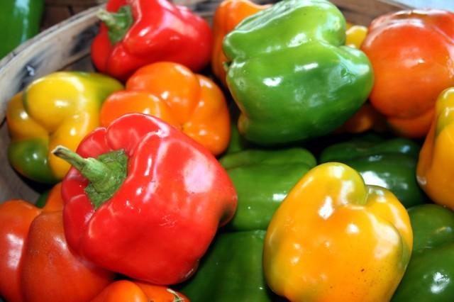 Болгарский перец: состав и калорийность, полезные свойства и возможный вред