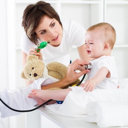 Бронхит у детей: причины возникновения, клинические симптомы и особенности лечения