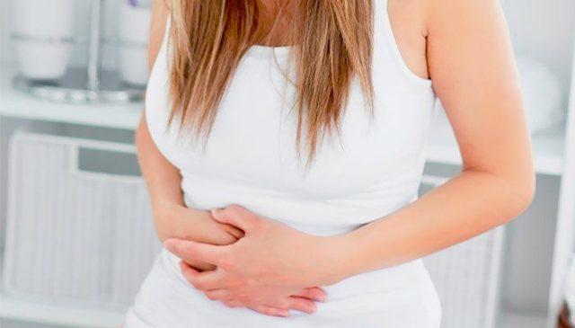 Чем можно понизить температуру при язве желудка?