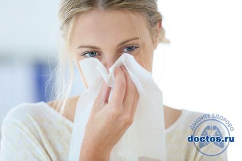 Что делать, если из носа течет густая кровь консистенции масла?
