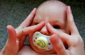 Что делать при непроходимости слезного канала у ребенка?