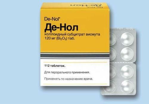 Де-Нол и алкоголь: взаимодействие препарата со спиртным, возможные последствия совместного употребления