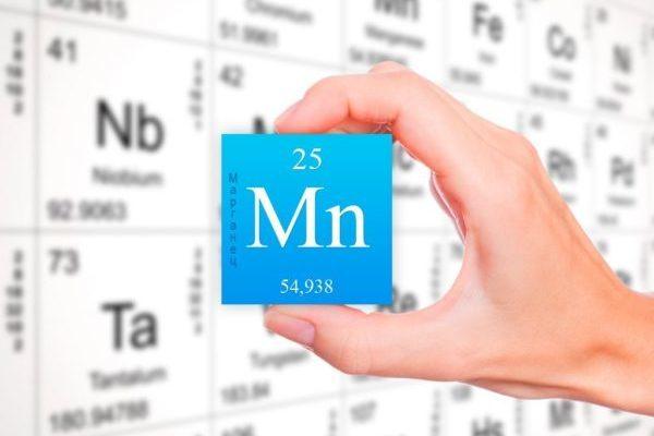 Дефицит марганца в организме: функции микроэлемента, симптомы нехватки, источники вещества