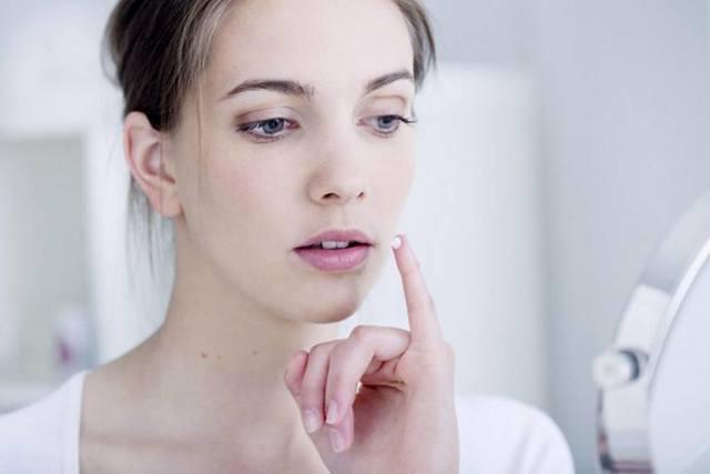 Герпес на губах при беременности в 1, 2, 3 триместре: пути заражения, характерные признаки, лечебная тактика
