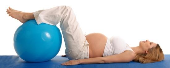 Гимнастика для беременных в 1, 2, 3 триместрах: польза и возможный вред, комплекс упражнений с фитболом
