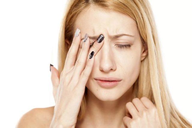 Как лечить чирей на глазу, лечение фурункула на глазу