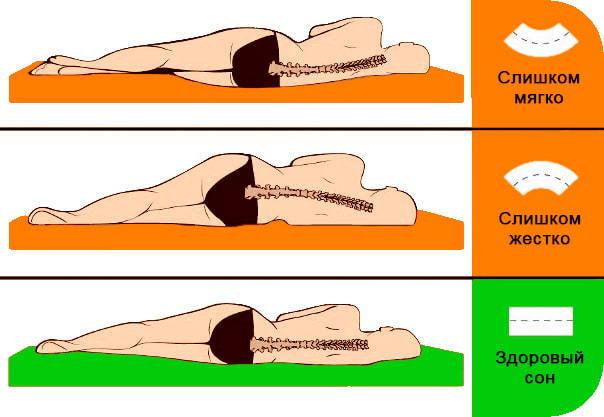 Как выбрать надежный ортопедический матрас: виды, наполнители и другие важные параметры