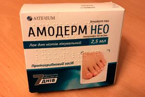 Лаки для ногтей ног и рук от грибка: обзор средств для лечения
