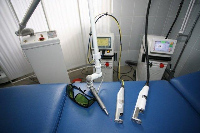 Лечение простатита лазером: эффективность методики, противопоказания к проведению процедуры, отзывы пациентов