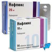 Нофлюкс: инструкция по применению, побочные эффекты, доступные аналоги