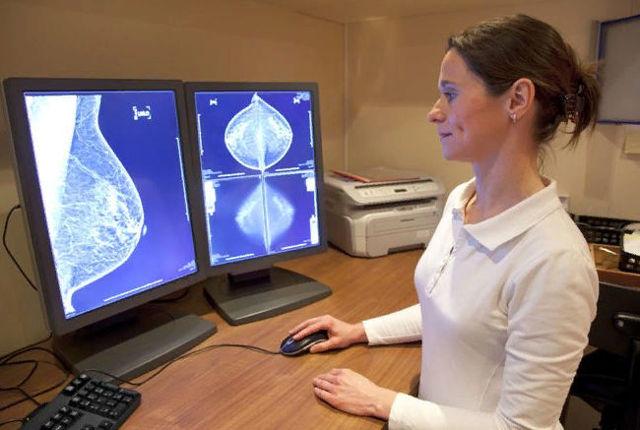 Обследование молочных желез: методы исследования груди, УЗИ и маммография