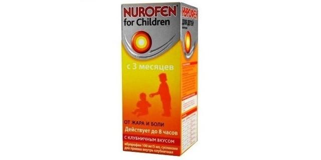 Обзор самых эффективных жаропонижающих средств для детей