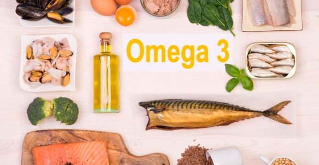 Омега-3 в продуктах, польза и вред для организма