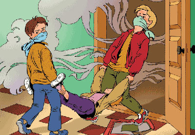 Отравление бытовым газом: симптомы, первая помощь и методы лечения при интоксикации