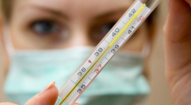 Перед родами поднялась температура у беременной женщины: что делать?