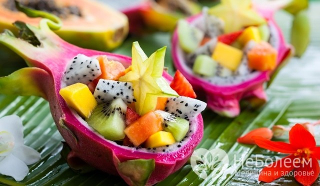 Питайя (питахайя): польза, вред драконьего фрукта, химический состав и пищевая ценность