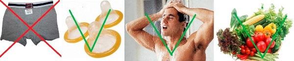 Почему на головке полового члена появляются белые прыщи