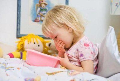 Почему ребенка тошнит самые распространенные причины