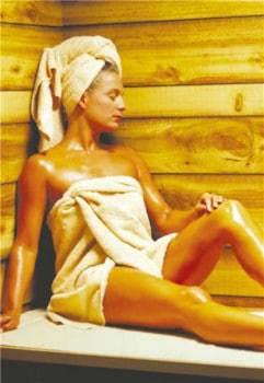 Красные пятна на коже после бани. Почему после бани появляются пятна на коже