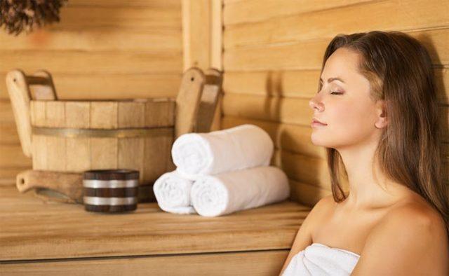 Польза бани: маски для кожи в бане, очищение кожи, причины пятен на коже после бани