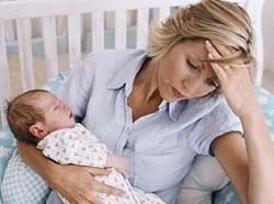 Послеродовая депрессия: провоцирующие факторы, типичные признаки, коррекция состояния и профилактика
