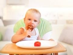 С какого возраста можно давать жареное детям, вред жареной пищи