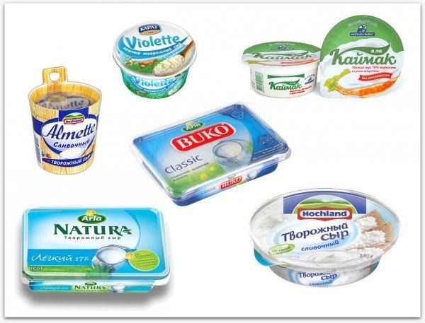 Сливочный сыр: польза и вред