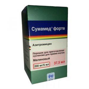 Сумамед: инструкция по применению, аналоги таблеток и суспензии, совместимость с алкоголем