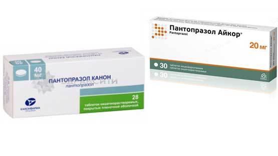 Таблетки Пантаз: инструкция по применению, рекомендуемая дозировка, аналоги