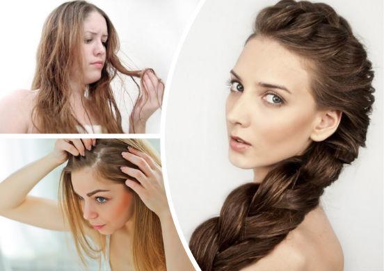Выпадение волос без луковицы
