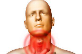 Ком в горле при остеохондрозе шейного отдела: основные причины и симптомы, диагностика болезни и лечение комка