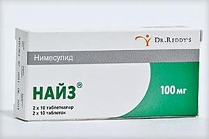 Найз таблетки: инструкция по применению препарата, взаимодействие с другими лекарствами, действие и побочные эффекты, цены, аналоги и отзывы