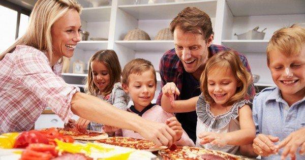10+ свежих идей для незабываемой встречи Нового 2018 года с детьми