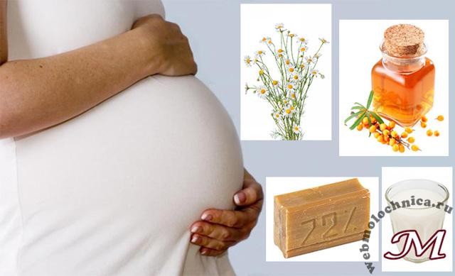 Как вылечить молочницу при беременности дома народными средствами
