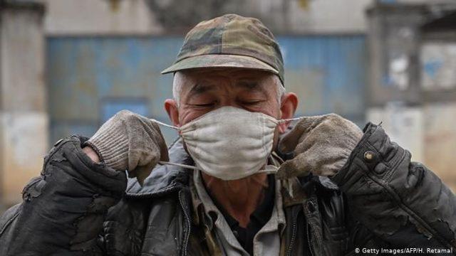 Вирус в Китае 2020