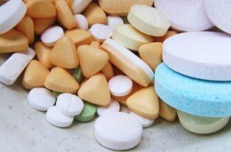Таблетки для повышения гемоглобина