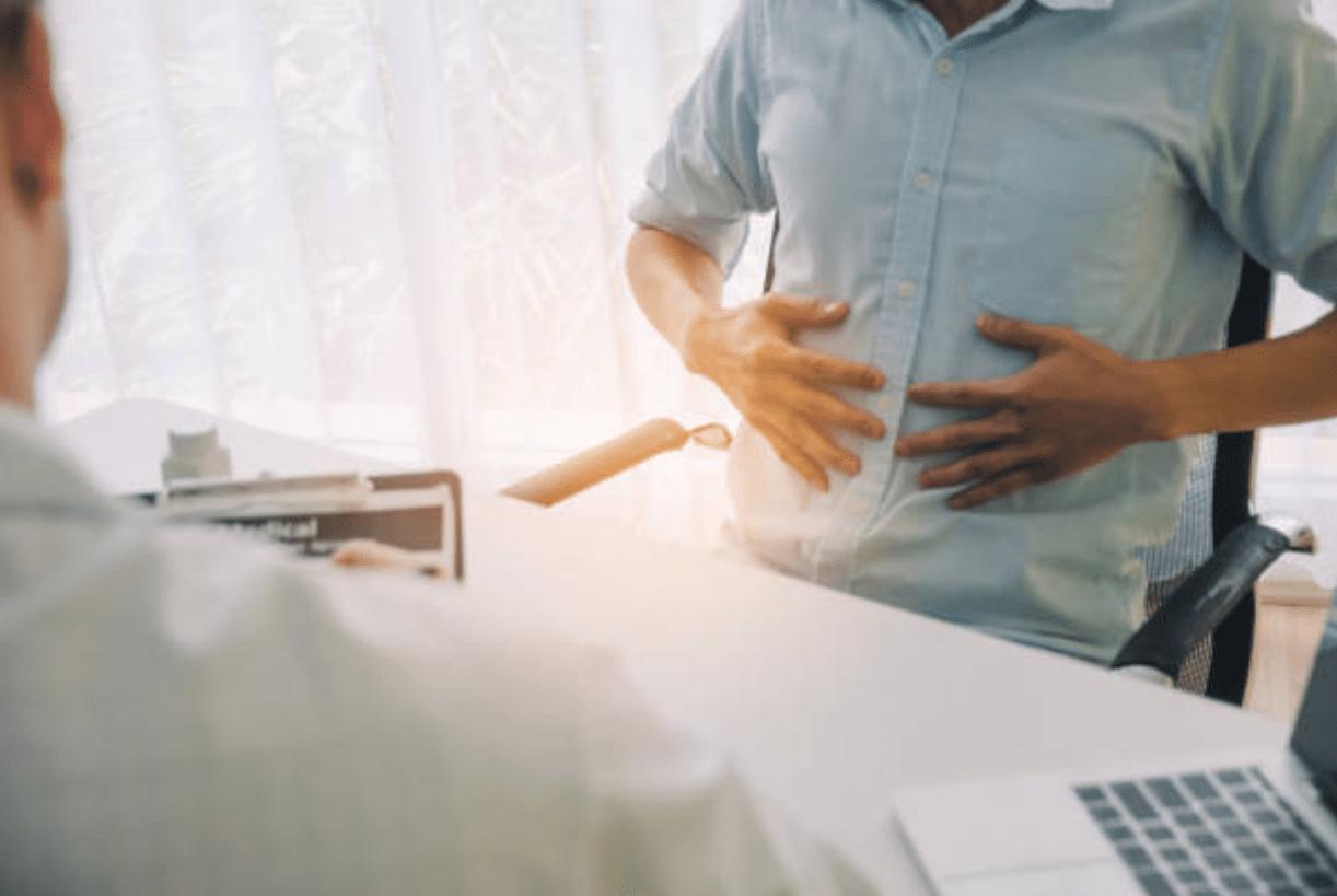 Причины метеоризма и вздутия живота
