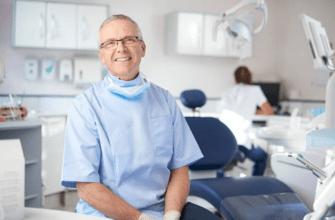 протезирование зубов пенсионерам