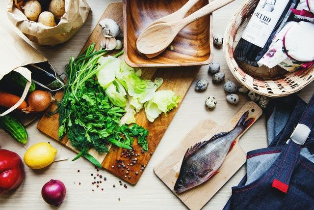 Здоровое питание: свежие продукты на дом